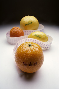 Food Shots (Sunkist Oranges)1978© 1978 Sid Avery - Image 10370_0707
