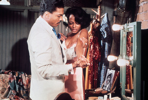 """""""Lady Sings the Blues""""Billy Dee Williams, Diana Ross1972 Motown Productions** I.V. - Image 10391_0009"""