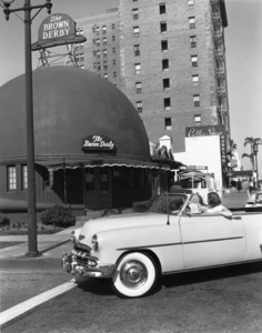 The Brown Derby1952 © 1978 Sid Avery - Image 10398_0008