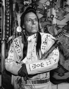 Iron Eyes Codycirca 1961Photo by Gerald Smith - Image 10434_0008