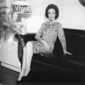 Helen Gurley Browncreator of Cosmopolitan Magazine6-9-1964for The Ladies Home Journal © 1978 Mark Shaw - Image 10435_0006