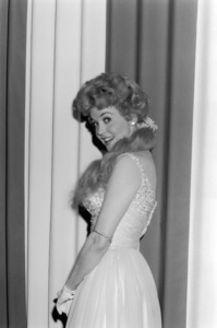 Donna DouglasAt the Golden Globe Nominations1964 © 1978 Kim Maydole Lynch - Image 10448_0004