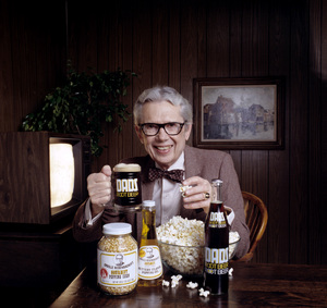 Orville Redenbacher1980 © 1980 Sid Avery - Image 10453_0004