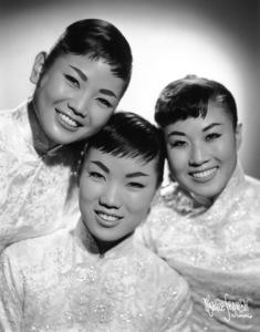 Kim Sisters10/19/62 © 1978 Maurice Seymour - Image 10455_0001