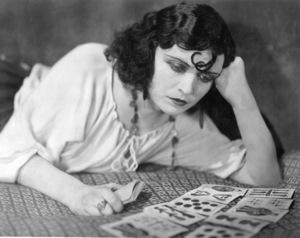 Pola Negri, c. 1925.**I.V. - Image 10469_0002