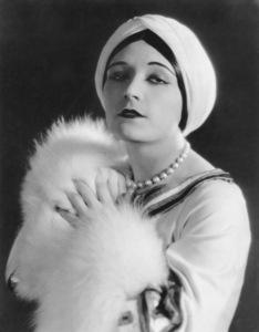 """Pola Negri""""East Suez""""Paramount 1925**I.V. - Image 10469_0006"""