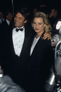 "Harry Hamlin and Nicollette Sheridan at ""The 16th Annual People"