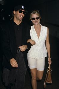 Nicollette Sheridan and Michael Boltoncirca 1990s© 1990 Gary Lewis - Image 10486_0010