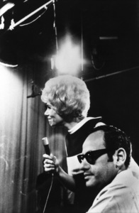 Joan Rivers and husband Edgar Rosenberg1984 © 1984 Gunther - Image 10522_0027
