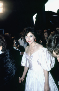 """Academy Awards - 53rd Annual""Lesley-Anne Down1981 © 1981 Gunther - Image 10548_0020"