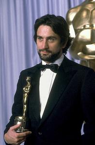 """Academy Awards: 53rd Annual,"" Robert De Niro. 1981. © 1981 Gunther - Image 10548_0027"