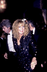 """Academy Awards: 53rd Annual,"" Goldie Hawn. 1981. © 1981 Gunther - Image 10548_0028"
