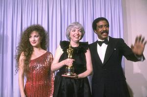 """Academy Awards: 53rd Annual,"" Jane Seymour, Richard Pryor. 1981. © 1981 Gunther - Image 10548_0035"