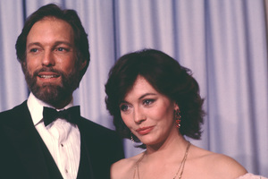 """Academy Awards - 53rd Annual""Richard Chamberlain, Lesley-Anne Down1981 © 1981 Gunther - Image 10548_0053"