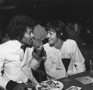 Factory NightclubJimi Hendrix, Donovan Leitch1968 © 1978 Larry KastendiekMPTV - Image 10554_0001