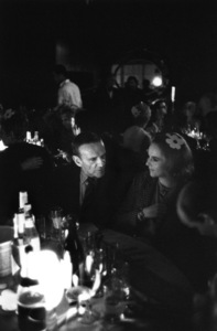 """""""The Factory Nightclub""""Fred Astaire with daughter Ava1967 © 1978 Bob Willoughby - Image 10554_0024"""