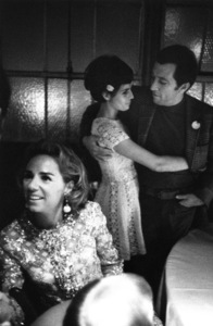 """""""The Factory Nightclub""""Ethel Kennedy, Claudine Longet, Andy Williams1967 © 1978 Bob Willoughby - Image 10554_0027"""
