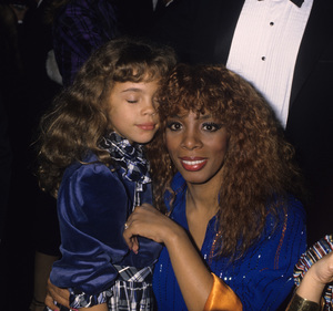 Donna Summer and her daughtercirca 1980s© 1980 Gary Lewis - Image 10557_0048
