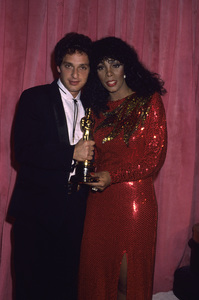 """Donna Summer and Paul Jabara at """"The 51st Annual Academy Awards""""1979© 1979 Gary Lewis - Image 10557_0053"""