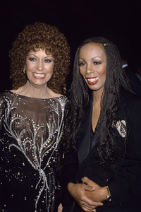 Donna Summer and Dottie Westcirca 1980s© 1980 Gary Lewis - Image 10557_0055