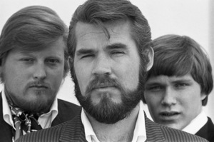 Kenny Rogers and The First Edition (Mickey Jones)1967© 1978 Ed Thrasher - Image 10575_0050