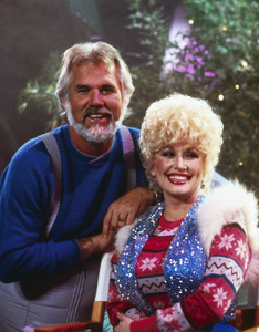 """""""Kenny & Dolly: A Christmas to Remember""""Kenny Rogers, Dolly Parton1984** I.V.M. - Image 10575_0067"""