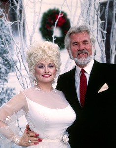 """Kenny & Dolly: A Christmas to Remember""Kenny Rogers, Dolly Parton1984** I.V.M. - Image 10575_0068"
