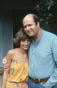 Penny Marshall and Rob Reinerc. 1977**H.L. - Image 10577_0007