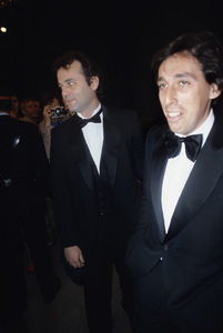Bill Murray and Ivan Reitman during the Cannes Film Festival1980© 1980 Gunther - Image 10590_0001