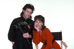 """Anything But Love""Richard Lewis, Jamie Lee Curtis1989 © 1989 Mario Casilli - Image 10609_0010"