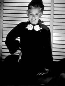 Laura La Plantac. 1948Photo by George Hurrell - Image 10610_0006