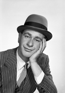 """Civic Light Opera: Guys and Dolls""Shelley Berman1961 © 1978 Eric Skipsey - Image 10627_0003"