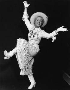 """""""Civic Light Opera: Annie Get Your Gun""""Debbie Reynolds1977© 1978 Eric Skipsey - Image 10631_0007"""