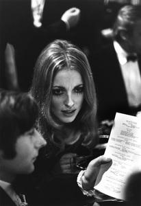"""The Golden Globe Awards""Roman Polanski, Sharon Tate1968 © 1978 Gunther  - Image 10636_0007"