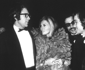 """Golden Globe Awards - 1968,""Warren Beatty and Faye Dunaway. © 1978 Joe Shere - Image 10636_0025"