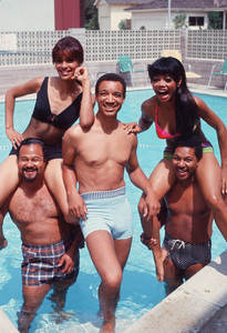 Fifth DimensionMarilyn McCoo,Florence LaRue,LaMont McLemore,Ron Townson,Billy DavisC. 1969 © 1978 GuntherMPTV - Image 10640_0001