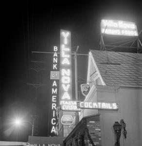 Restaurants (Villa Nova)circa 1960© 1978 Bernie Abramson - Image 10641_0007