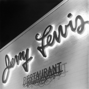 RestaurantsJerry Lewis RestaurantCirca 1960 © 1978 Bernie Abramson - Image 10641_0008