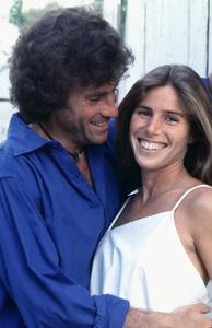 Paul Michael Glaser & wife Elizabeth1977 © 1978 Ulvis Alberts - Image 10642_0002