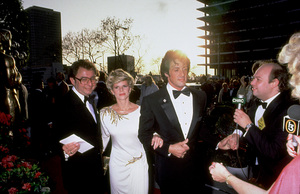 """""""Academy Awards:  55th Annual""""Sylvester Stalone.  1983. © 1983 Ulvis Alberts - Image 10645_0001"""