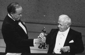"""""""Academy Awards: 55th Annual""""Bob Hope, Mickey Rooney1983**I.V. - Image 10645_0009"""