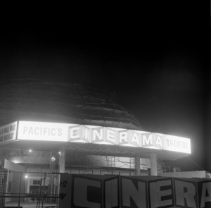 The Cinerama Dome1963© 1978 David Sutton - Image 10671_0021