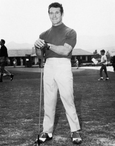Jack LaLanne playing golf in California1965** G.L. - Image 10686_0006