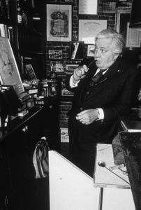 Melvin Belli, Attorney1976 © 1978 Ulvis Alberts - Image 10689_0001