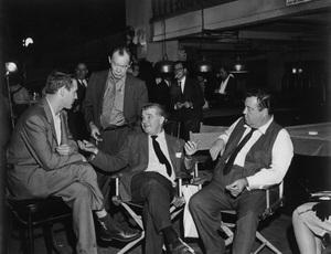 """The Hustler""Paul Newman, Jackie Gleason1961 20th Century Fox** I.V. - Image 10712_0013"