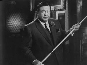 """The Hustler""Jackie Gleason1961 Twentieeth Century Fox**I.V. - Image 10712_0017"