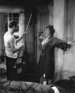 """""""The Hustler""""Paul Newman, Piper Laurie1961 20th Century Fox** I.V. - Image 10712_0028"""