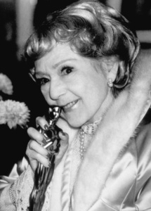 """Academy Awards:  48th Annual,""Mary Pickford Receives honorary Oscar.1976. - Image 10717_0002"