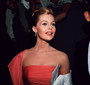 """""""Academy Awards - 35th Annual"""" Carol Lynley 1963 © 1978 David Sutton"""
