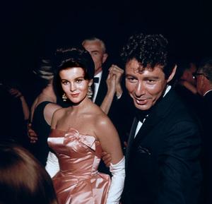 """""""Academy Awards - 35th Annual""""Ann-Margret, Eddie Fisher1963 © 1978 David Sutton - Image 10724_0012"""